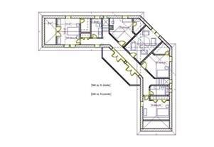 L Shaped House Plans Single Floor L Shaped House Plans