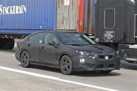 2020 Subaru Legacy by 2020 Subaru Legacy Spied Testing Its New Platform
