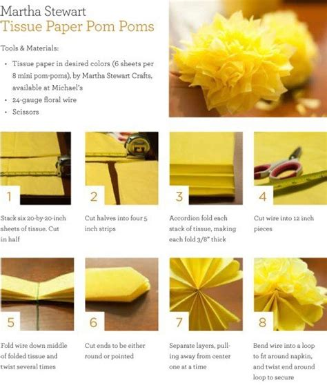 How To Make Tissue Paper Flowers Martha Stewart - bolas de papel china sofi s wedding martha