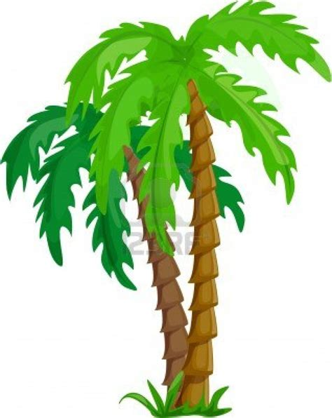 Palm Tree Border Clipart palm tree border clip cliparts co