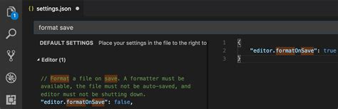 format file in visual studio code how to format code on every save in visual studio code