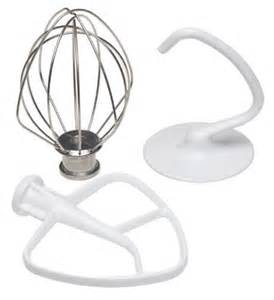 kitchenaid mixer flat beaters wire whips and kitchen aid
