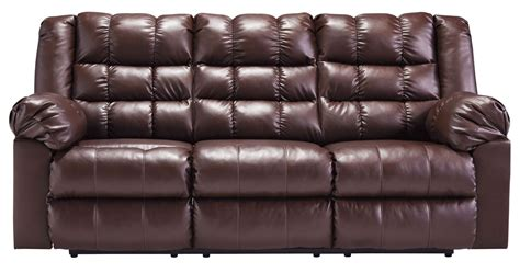durablend upholstery brolayne durablend brown reclining sofa 8320288 ashley