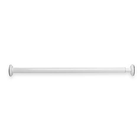 tension curtain rods 90 inches buy in tension rod 52 inch 90 inch drapery rod from bed