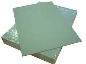 fibre board underlay