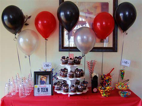 Sixteenth  Ee  Birthday Ee   For A Guy Sweet Sixteen  Ee  Party Ee    Ee  Ideas Ee