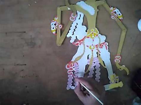 cara membuat lu hias wayang vidio cara membuat wayang kulit dari karton tokoh lesmana