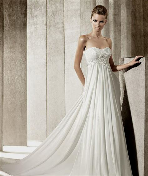 Wedding Dresses Empire Waist by Empire Waist Wedding Dress Lace Naf Dresses