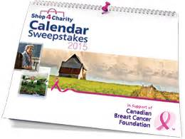 Shop4charity Calendar Sweepstakes 2017 - shop4charity calendar sweepstakes 2018 winners draw codes