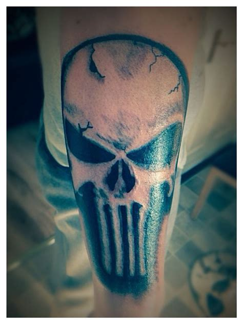 punisher skull tattoo designs punisher skull tattoos punisher