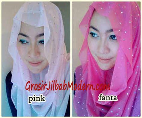 Jilbab Syari Pink Fanta pashmina instan syahira pink dan fanta grosir jilbab modern jilbab cantik jilbab syari jilbab