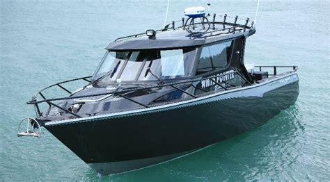 nz made fishing boats 920 custom cruiser white pointer boats custom alloy