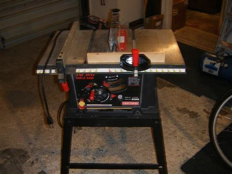 craftsman 137 table saw review craftsman 21802 13 120 volt 10 quot table saw