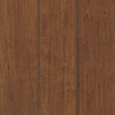 mohawk mm toasted maple smooth laminate flooring lowes canada