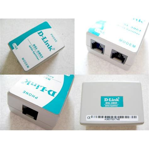 D Link Dsl 30cf buy from radioshack in d link dsl 30cf di adsl splitter for only 30 egp the best price