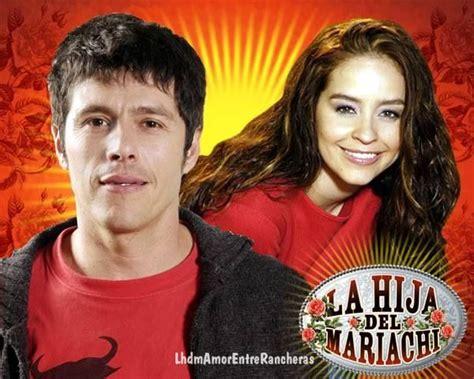 la hija de la 8423675327 mario duarte y diana angel en la hija del mariachi tv novel i love novels and tvs