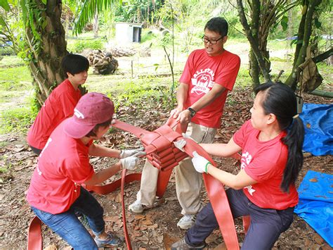 airasia foundation hammock amok with orangutans airasia foundation