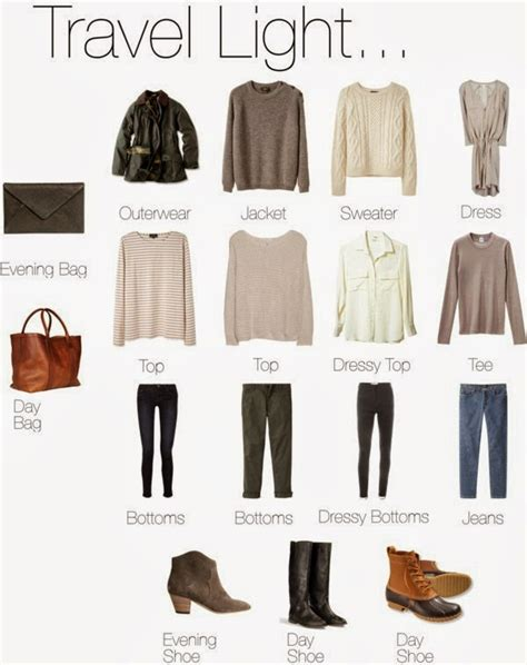 Capsule Travel Wardrobe by Travel Capsule On Travel Wardrobe 10