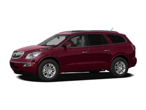 buick suv 2008 2008 buick enclave cx suv ratings prices trims summary