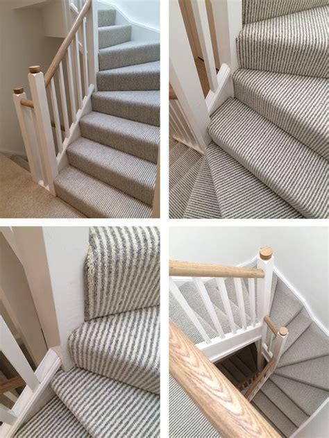 treppenhaus teppich 50 bilder und ideen f 252 r treppenaufgang gestalten