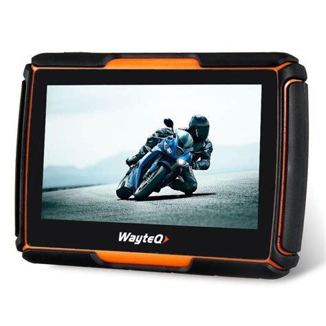 Motorrad Navigation Wayteq Xrider by Motorrad Navigation Wayteq Xrider In Der Eu Biker