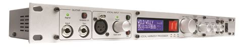 Rack Vocal Processor by Live Pro Digitech Guitar Effects