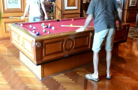 self leveling table gyroscopic self leveling pool table on a cruise ship
