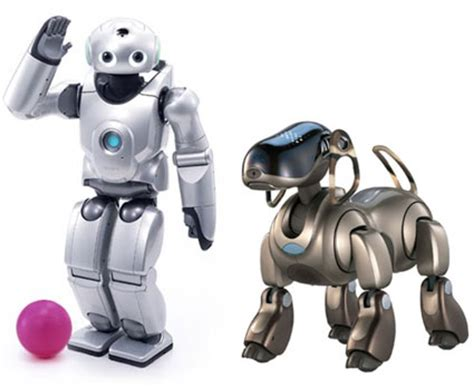 sony robot sony killed aibo and qrio