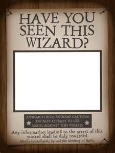 this is your template harry potter printables here come the