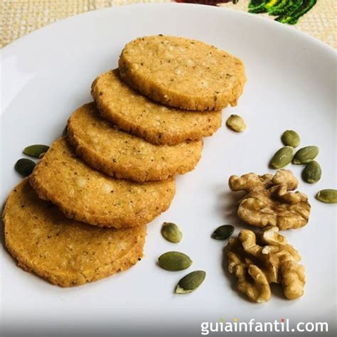 recetas galletas saladas galletas saladas con queso y or 233 gano recetas de