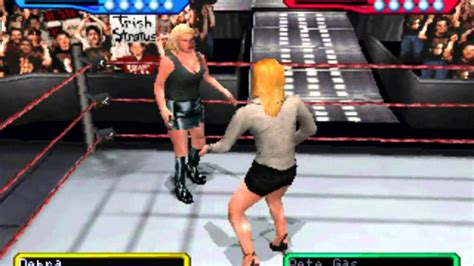 trish stratus smackdown 2 smackdown know your role stories raw 14 4 00 trish stratus