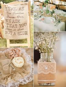Shabby Chic Catalogs by Lace And Burlap Wedding Ideas