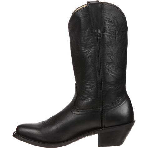 Black Master Boot Rossel Black durango s black leather western boots style rd4100