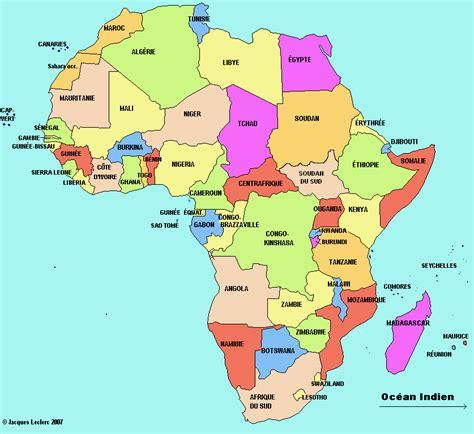 mapa de africa interactivo mapa politico de africa