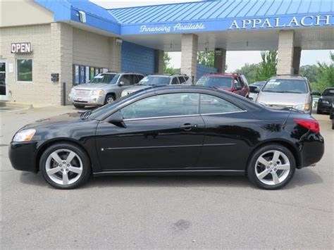 automobile air conditioning service 2006 pontiac g6 electronic toll collection 2006 pontiac g6 gtp for sale in asheville
