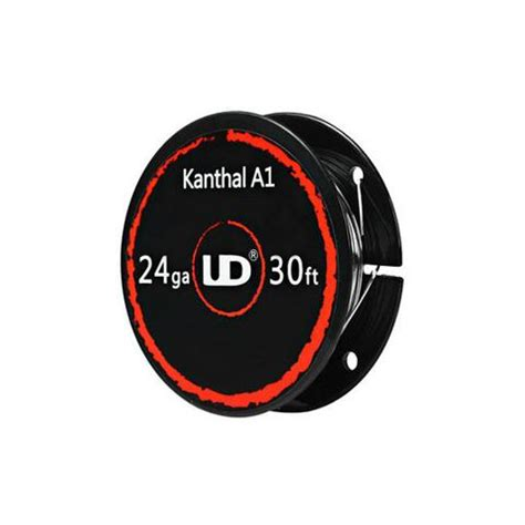 L62 Authentic Ud V2 Kanthal A1 Coil 0 15 Ohm 313295 Vapor kanthal a1 wire and wicking material for rda rba vapor authority