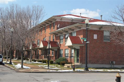 st louis public housing carr square village st louis mo living new deal