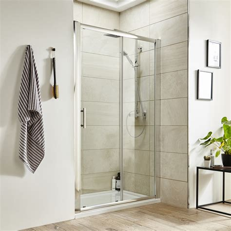 sliding shower doors turin sliding 8mm easy fit shower door now available