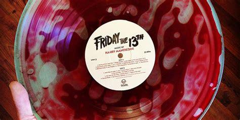 offbeat bloody vinyl the sound machine