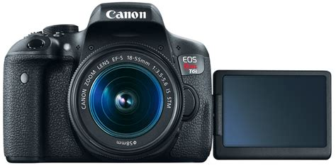 Canon Eos Hi canon usa announces eos rebel t6s and rebel t6i