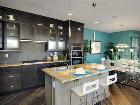 black kitchen cabinets what color on wall 6 elegant kitchen wall color schemes with light dark wood cabinets