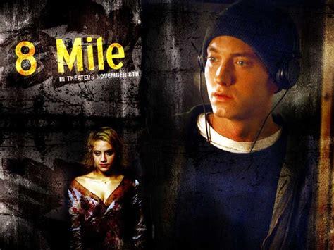 movie eminem was in 8 mile