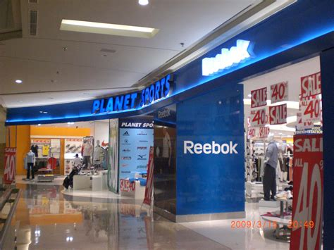 planet sport planet sports boutique at grand indonesia mall by wide