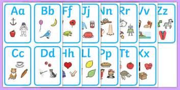 Smart Card Letters A Z alphabet picture cards alphabet a z alphabet cards a z