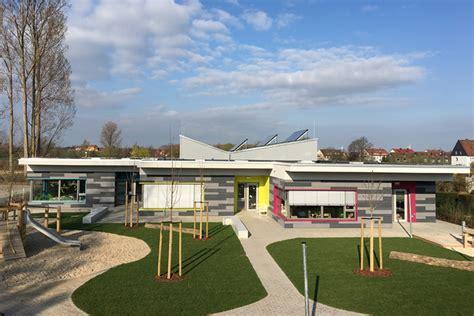Braunschweig Architekten by Kindertagesst 228 Tte Leiferde Braunschweig Hsv Architekten