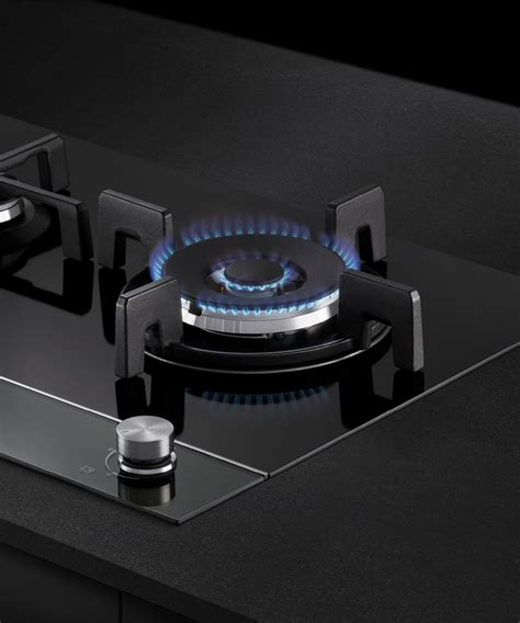 glass cooktop cg903dlpgb1 fisher and paykel gas on glass cooktop