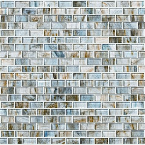 sea glass tile bathroom glass expressions micro blocks accent tile in seaglass