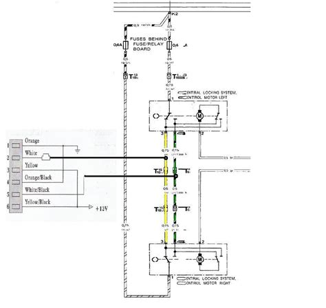 wiring diagram for central test unit images wiring