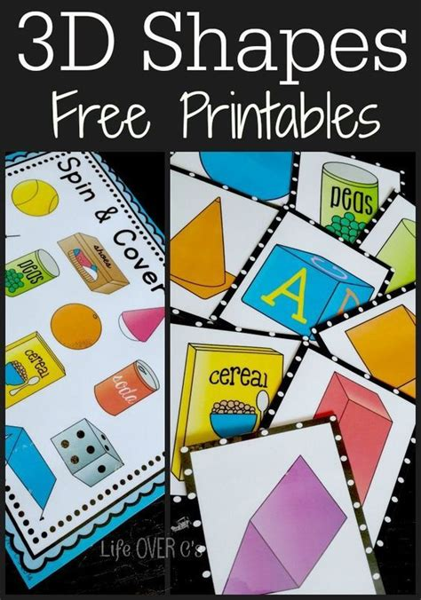 25 best ideas about 3d shapes activities on solid shapes 3d shapes and