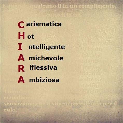 significato delle lettere dei nomi significato delle lettere tuo nome chiara